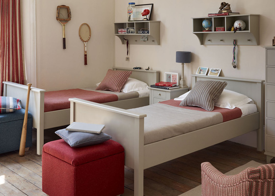 children's bedroom furniture - frame bed for boys